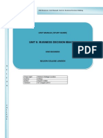 Manual of HND Business Decision Making - Final_0