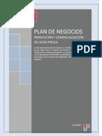 Plan de Negocio Argama -  LECHE FRESCA