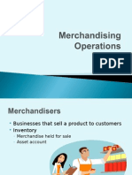 (4) Inventory Systems and Sales Trnsactions