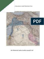 primary documents israeli palsinian crisis