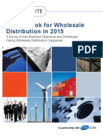 NS White Paper MDM 2015 Distribution Industry Outlook