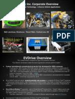 EVDrive Overview - PUBLIC
