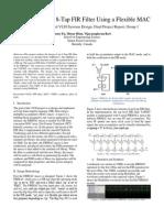 VLSI Design Project