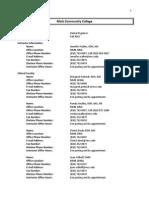 dhyg 121 dental hygiene i syllabus 2015