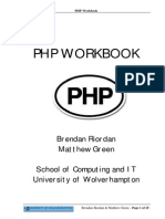 Php Work Book