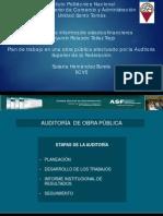 Auditoria Superior de La Federacion