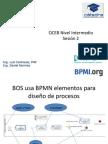 Curso BPM Basado en OCEB Technical Intermediate Level - Sesión 2 - Daniel