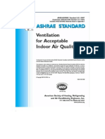 Ashrae Ventilation 62.1 2007
