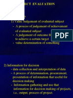 13-Project Monitoring and Evaluation