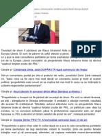 Klaus Iohannis, Criticat Pentru Mutările Sale La Radio Europa Liberă - Stiri Pe Surse - Cele Mai Noi Stiri