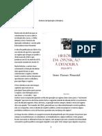 História da Oposição à Ditadura