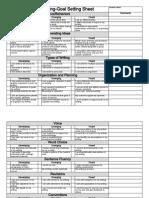 6th grade writing--goal setting sheet - look fors (1)
