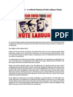 Labouring in Vain - A Critical History of the Labour Party