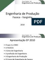 Apresentacao EP 2010