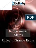 Kit de Survie EDukaty Mathématiques MP (1)