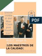 Ficha Técnica Maestros de la Calidad