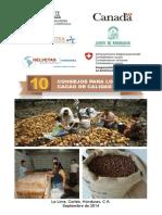 10 Consejos para lograr Cacao de calidad