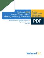 2014 Proxy Statement