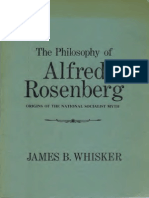 Philosophy of Alfred Rosenberg