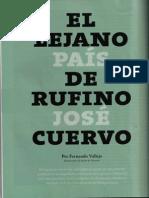 Vallejo, Fernando - El Lejano País de Rufino José Cuervo