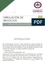 Simulación de Negocios Unidad 5