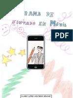 Programa de pintado en móvil