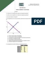 Set Ejercicios Guia de Microeconomia