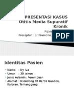 Presentasi Kasus THT