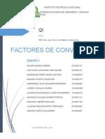 Factores Conv