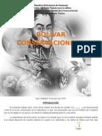 Bolivar-Conservacionista Trabajo FINAL