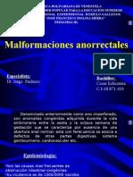 malformaciones anorectales seminario