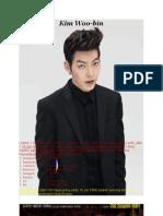 Biografi Kim Woo-bin