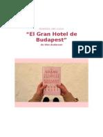 Analisis del Color en el Gran Hotel de Budapest
