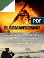 Romanticismo Expo