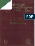 Manual Psiónica OCR