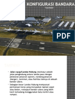 Konfigurasi Bandara Taxiway