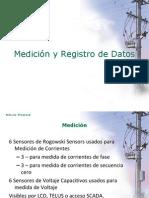 4_Medicion y Registro de Datos Reconectador