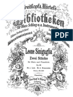 IMSLP03449-Sinigaglia Leone - Zwei Stucke for Horn and Piano