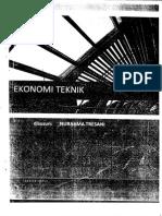 Buku Ekonomi Teknik