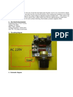 DC Motor Speed Controller PWM 2