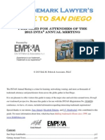 Trademark Lawyer's Guide to San Diego