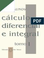Piskunov - Cálculo Diferencial e Integral Tomo 1