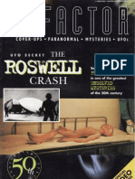 The X Factor Roswell Crash