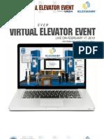 Einladung zur ersten virtuellen Aufzugsmesse