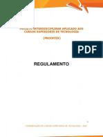 Prointer III A1 2015 1 TLG Regulamento