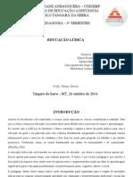 ATPS - EDUCAÇÃO LÚDICA