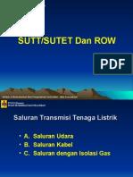 Presentasi SUTT-SUTET dan Row Buku 1.ppt