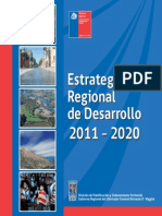 Estrategia Desarrollo Regional 2011-2020