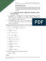 2. Tecnicas de Integracion Para Int. Indefinidas