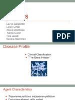 387 syphilis presentation
